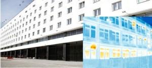 Здания и центральное управление  ГИБДД г. Москва